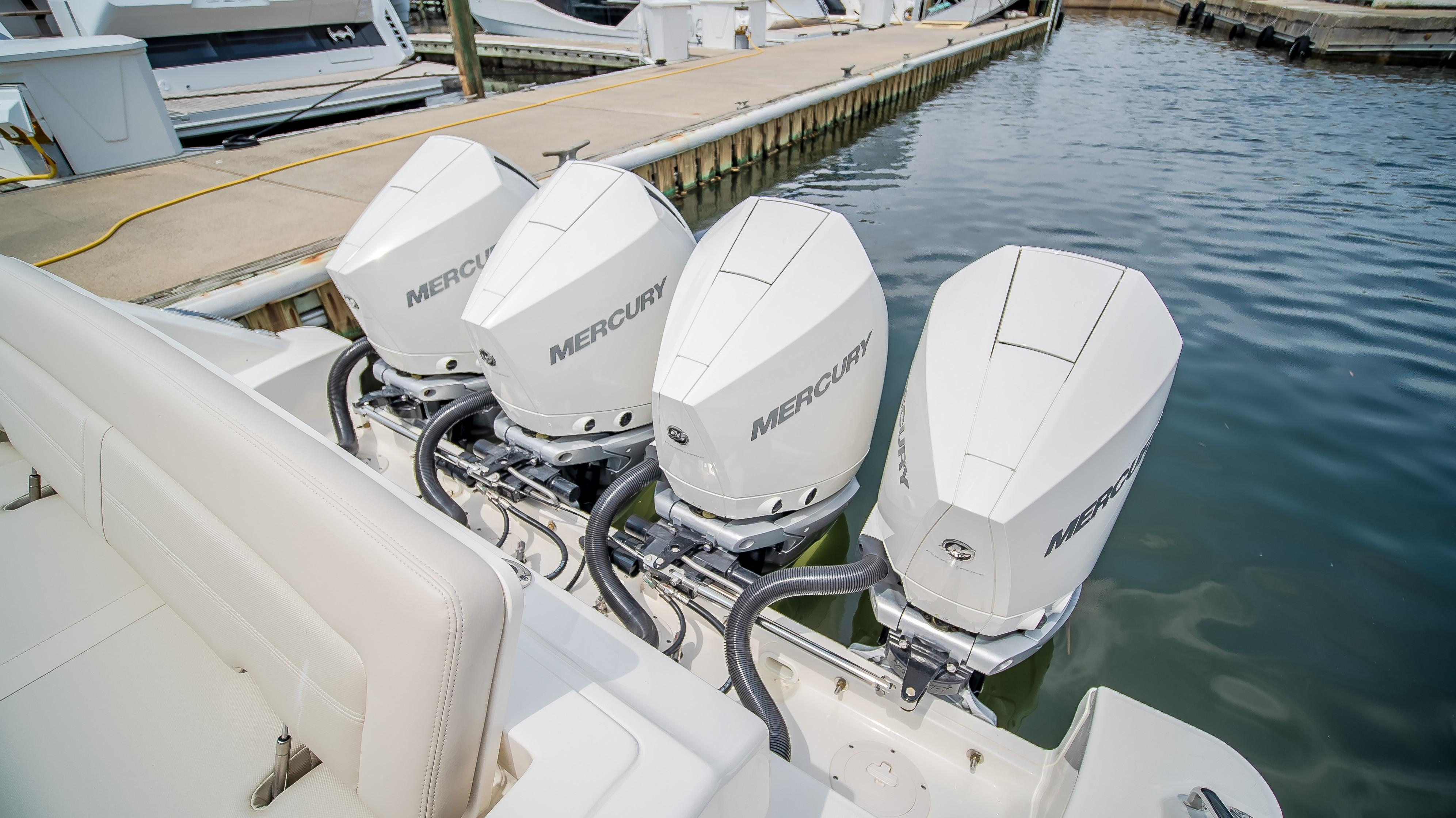 2020 Boston Whaler                                                              380 Realm Image Thumbnail #9