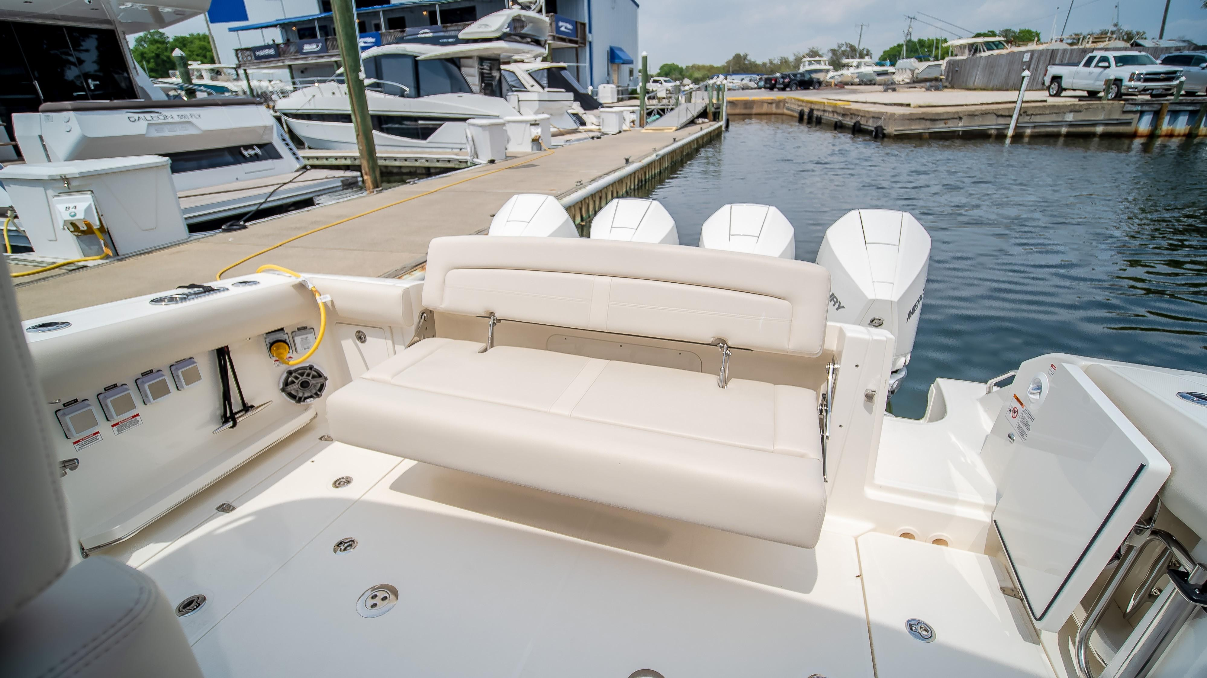 2020 Boston Whaler                                                              380 Realm Image Thumbnail #10