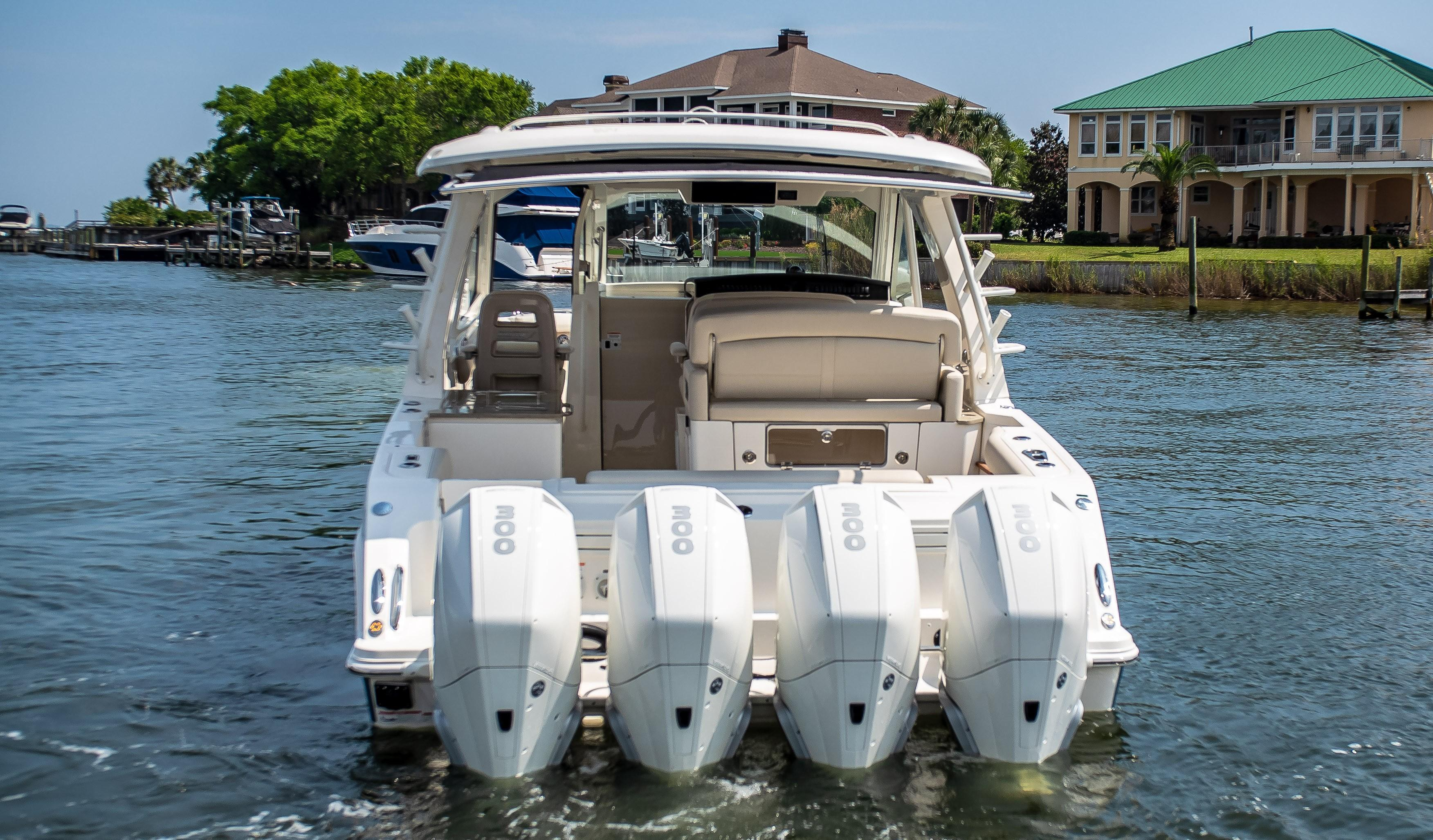2020 Boston Whaler                                                              380 Realm Image Thumbnail #4