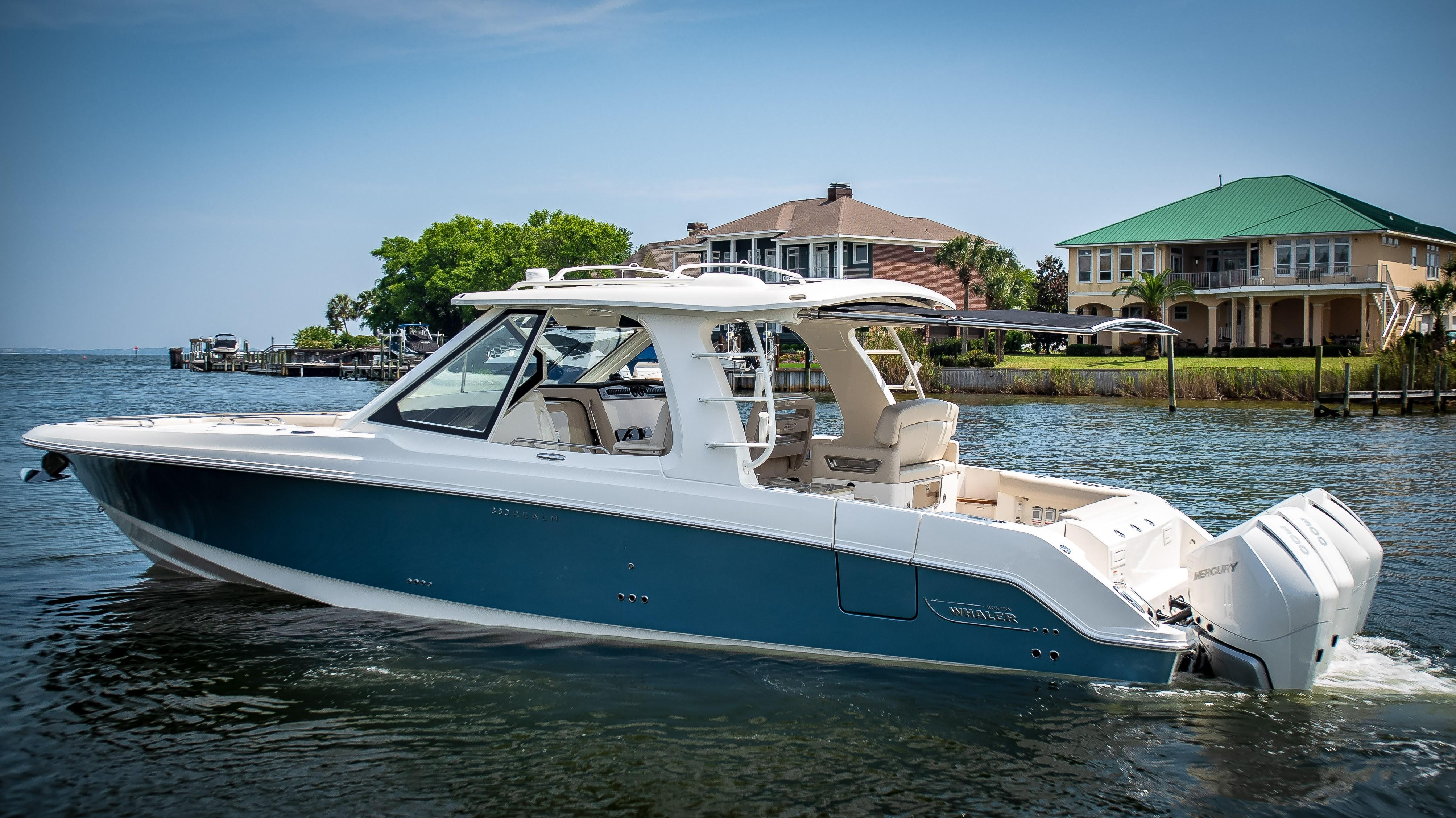 2020 Boston Whaler                                                              380 Realm Image Thumbnail #5