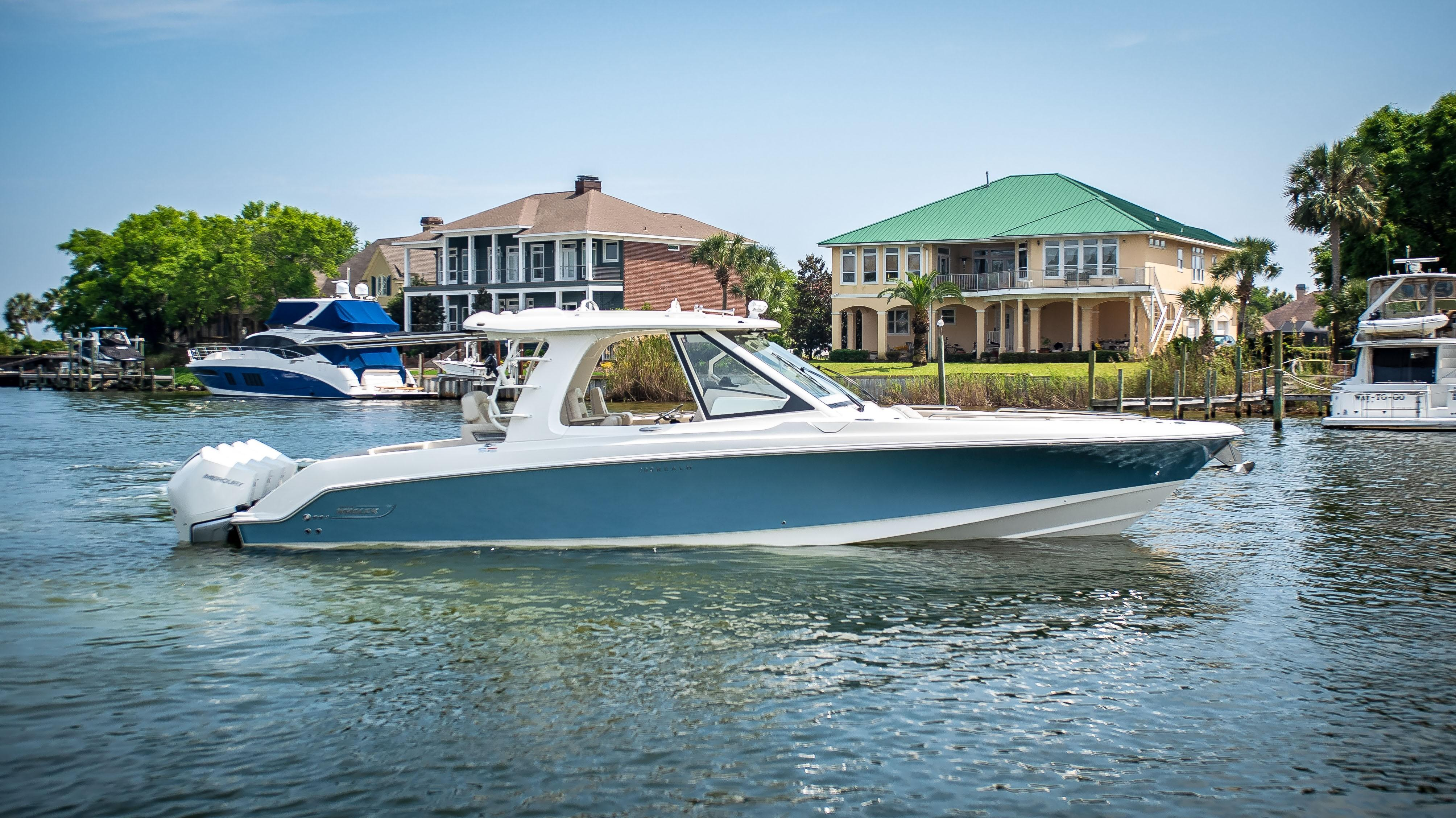 2020 Boston Whaler                                                              380 Realm Image Thumbnail #0