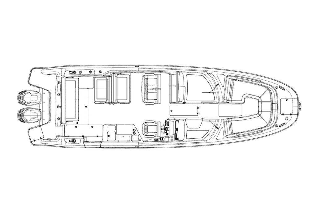 2020 Boston Whaler 320 Vantage Image Thumbnail #10
