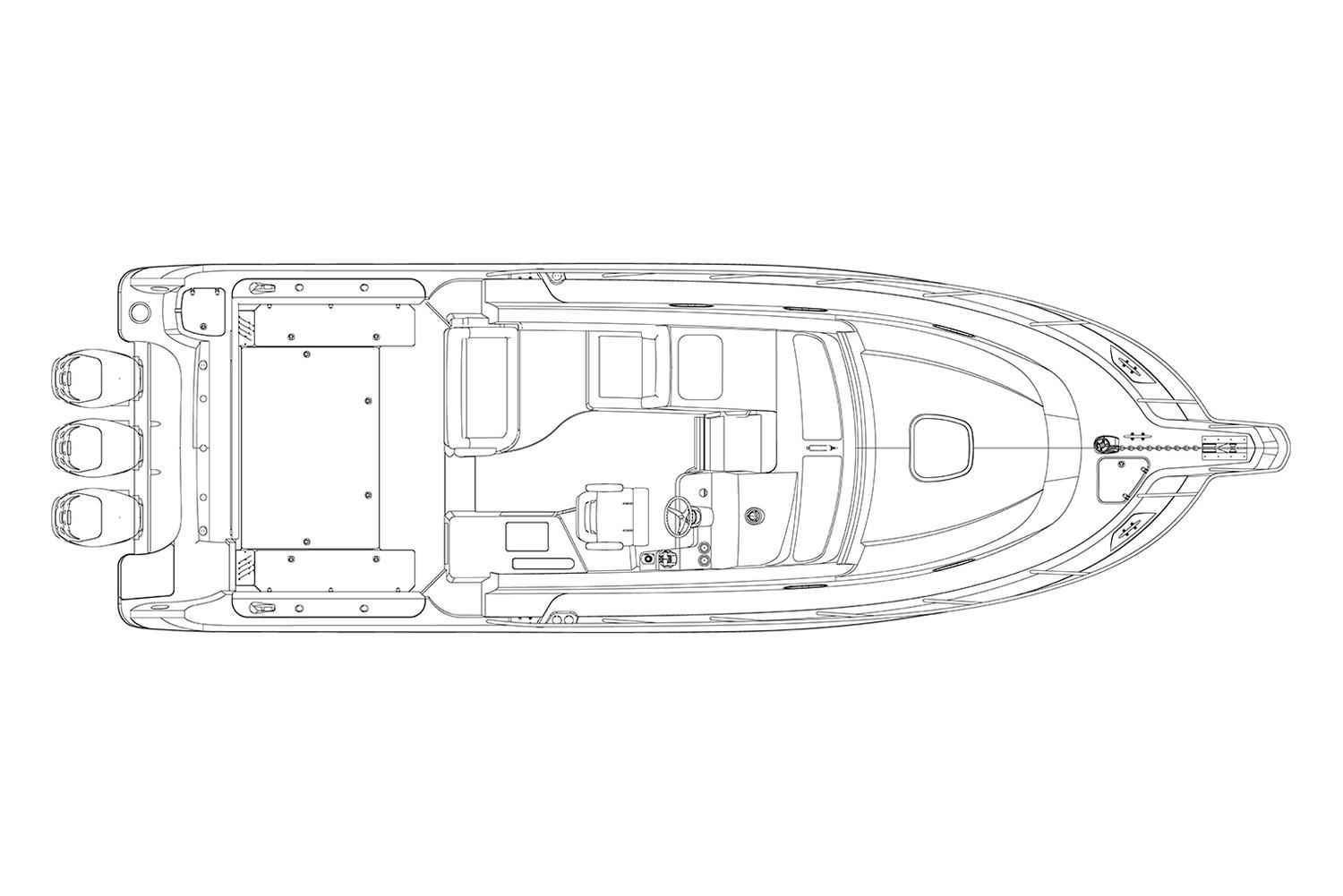 2020 Boston Whaler 345 Conquest Pilothouse Image Thumbnail #10