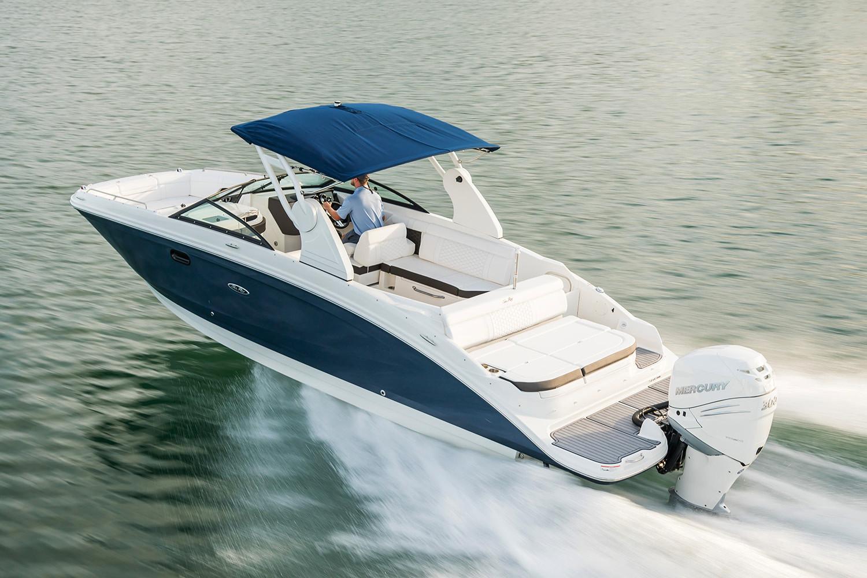 2020 Sea Ray SDX 270 Outboard Image Thumbnail #0