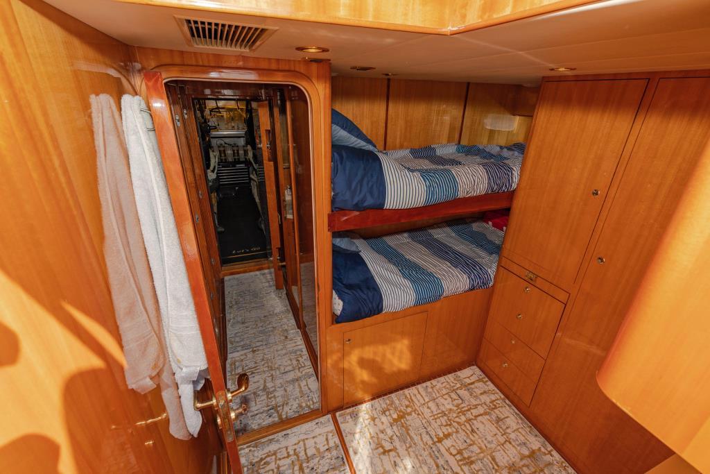 2001 Horizon                                                              70 Motoryacht Image Thumbnail #30