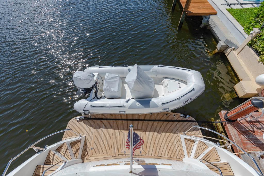 2001 Horizon                                                              70 Motoryacht Image Thumbnail #58