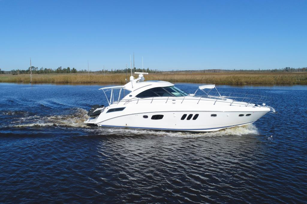 2010 Sea Ray                                                              540 Sundancer Image Thumbnail #0