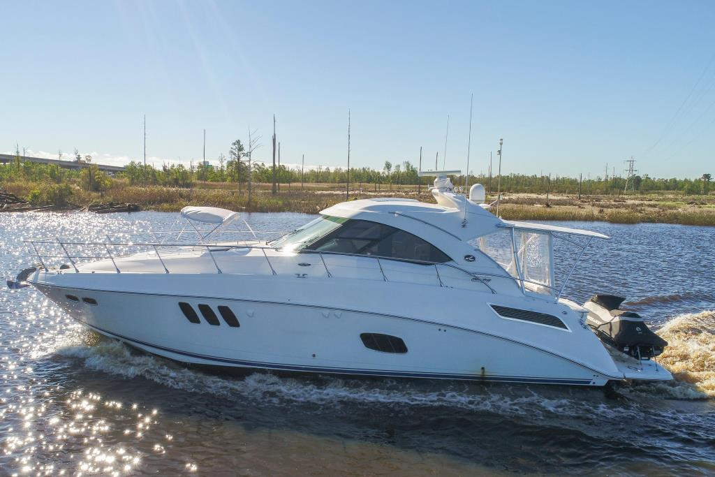 2010 Sea Ray                                                              540 Sundancer Image Thumbnail #1
