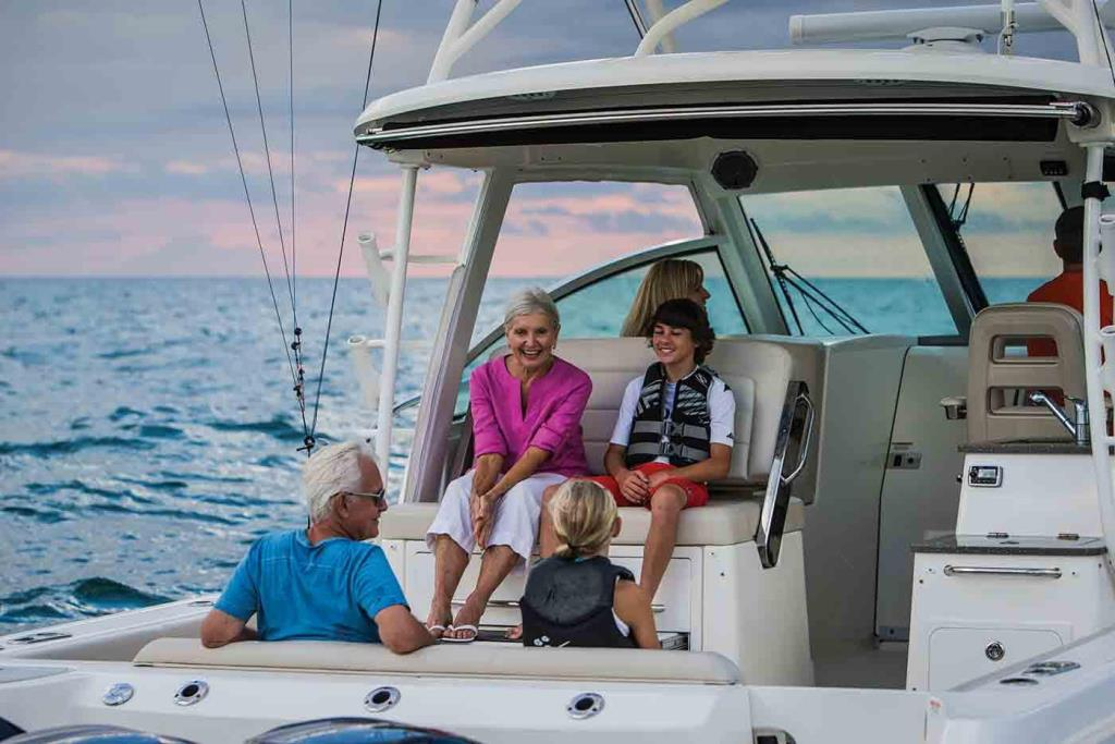 2020 Boston Whaler                                                              345 Conquest Image Thumbnail #5