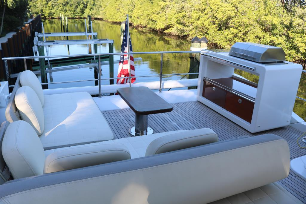 2016 Azimut 66 FLY BRIDGE Image Thumbnail #59