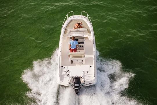 2020 Boston Whaler 210 Dauntless Image Thumbnail #1