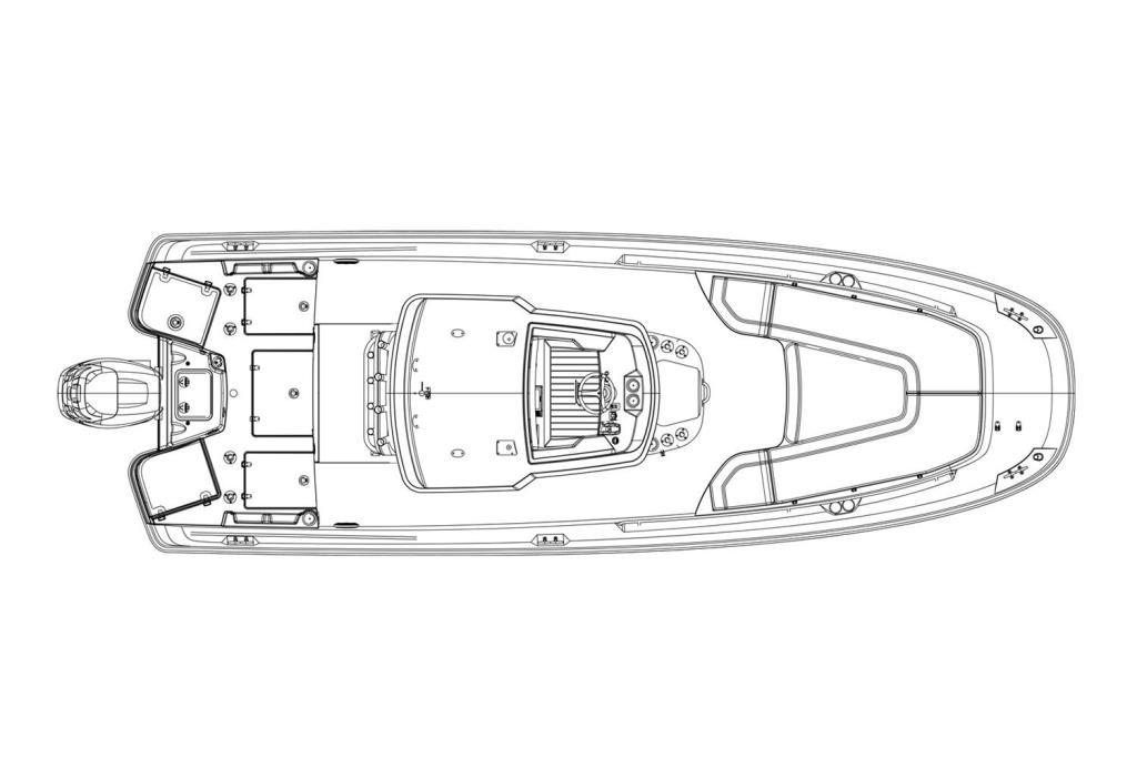 2020 Boston Whaler 240 Dauntless Pro Image Thumbnail #9