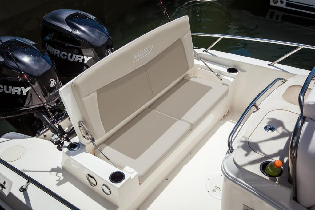2021 Boston Whaler                                                              270 Dauntless Image Thumbnail #7