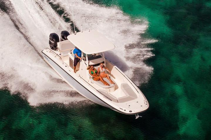 2021 Boston Whaler                                                              270 Dauntless Image Thumbnail #2