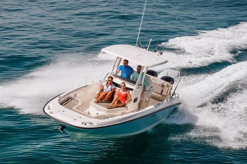 2021 Boston Whaler                                                              270 Dauntless Image Thumbnail #1