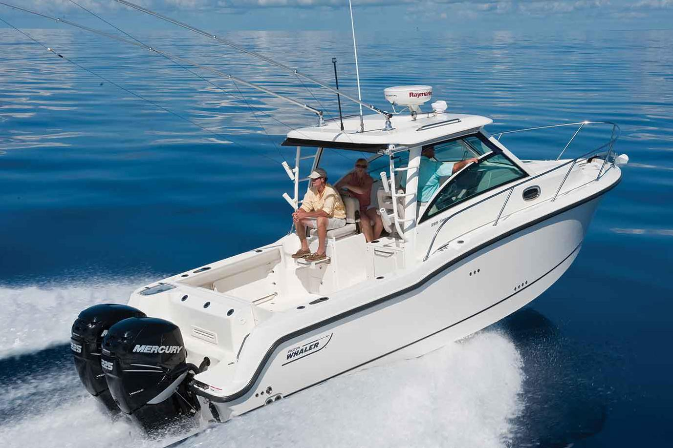 2020 Boston Whaler 285 Conquest Image Thumbnail #3