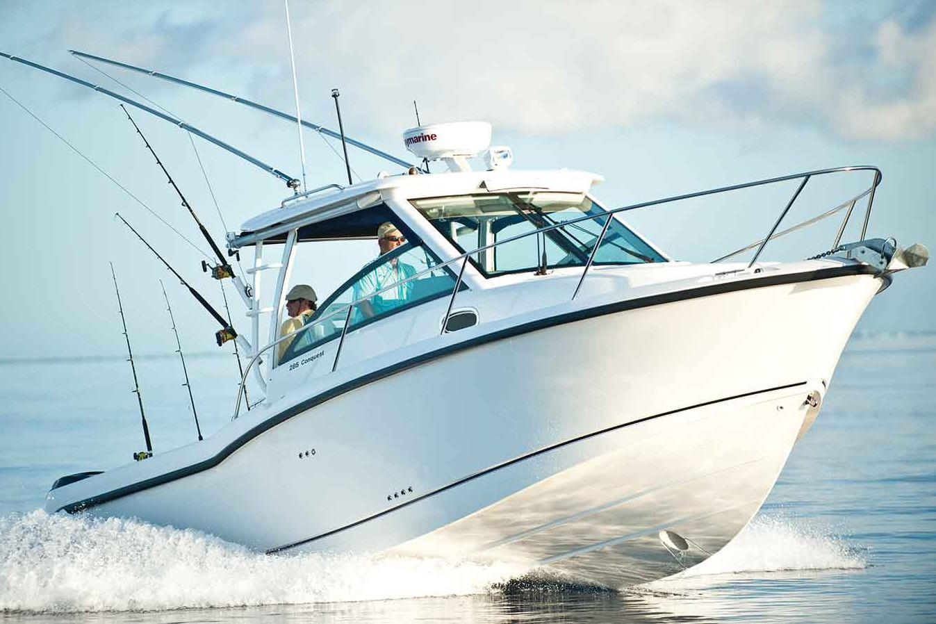 2020 Boston Whaler 285 Conquest Image Thumbnail #0