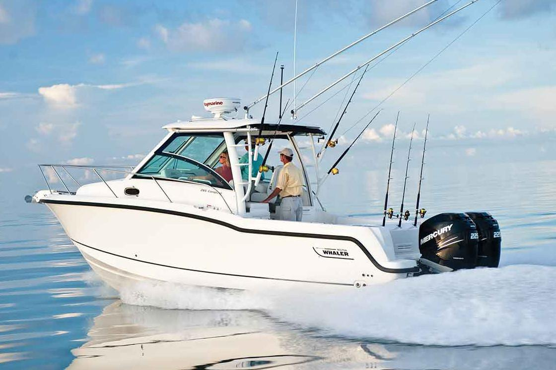 2020 Boston Whaler 285 Conquest Image Thumbnail #1