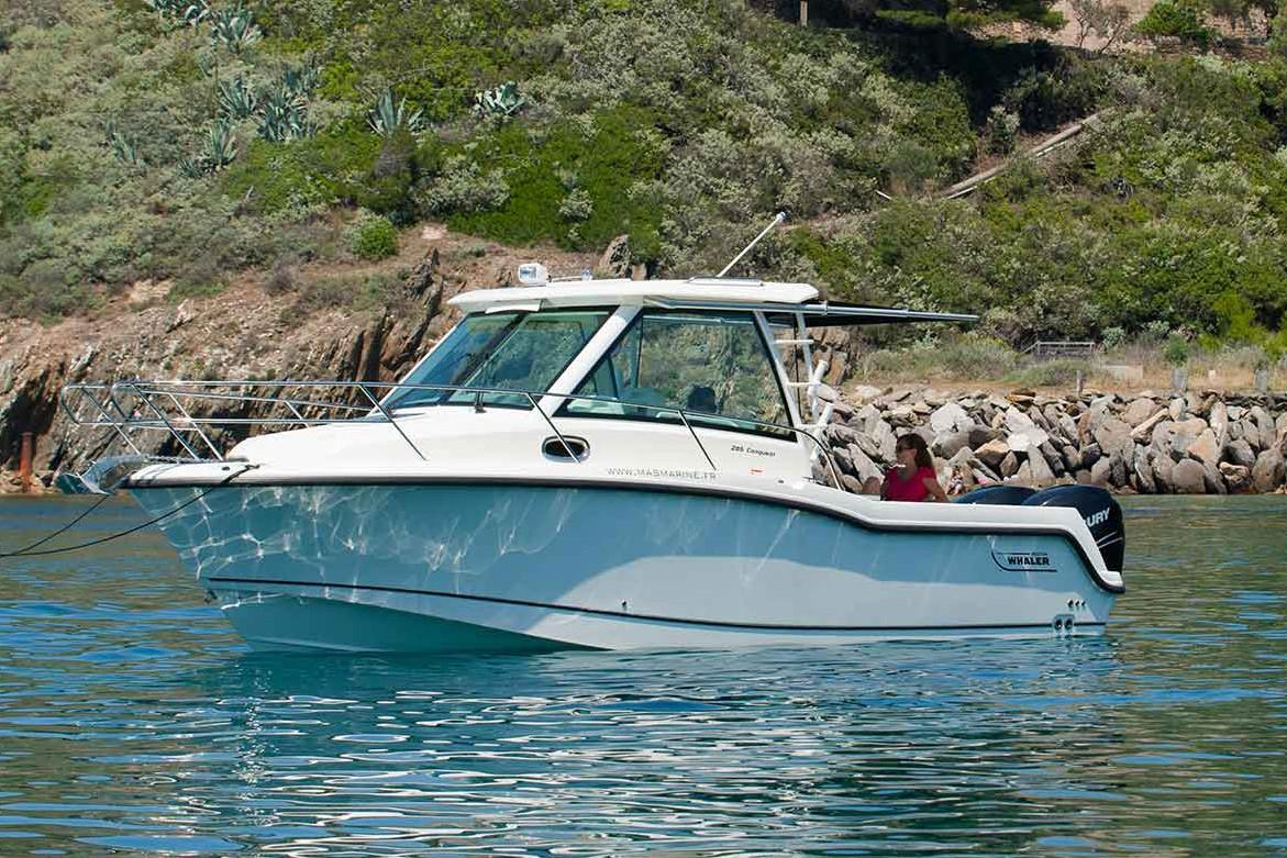 2020 Boston Whaler 285 Conquest Image Thumbnail #4