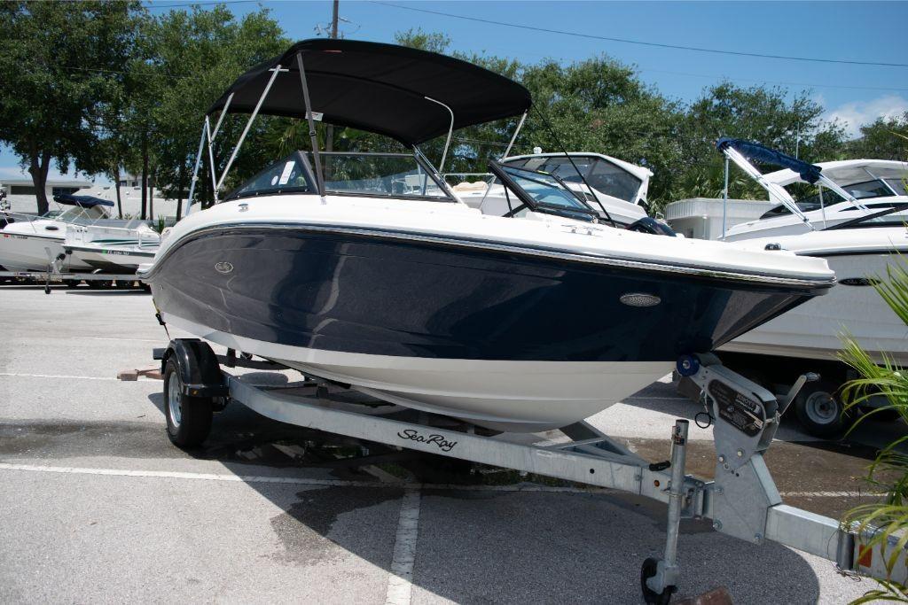 2020 Sea Ray                                                              SPX 190 OB Image Thumbnail #0