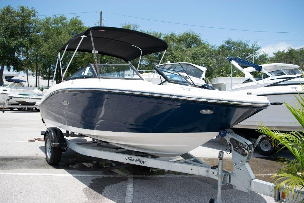 2020 Sea Ray                                                              SPX 190 OB Image Thumbnail #1
