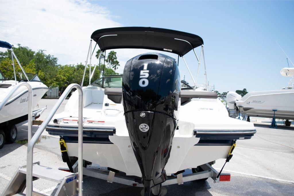 2020 Sea Ray                                                              SPX 190 OB Image Thumbnail #3
