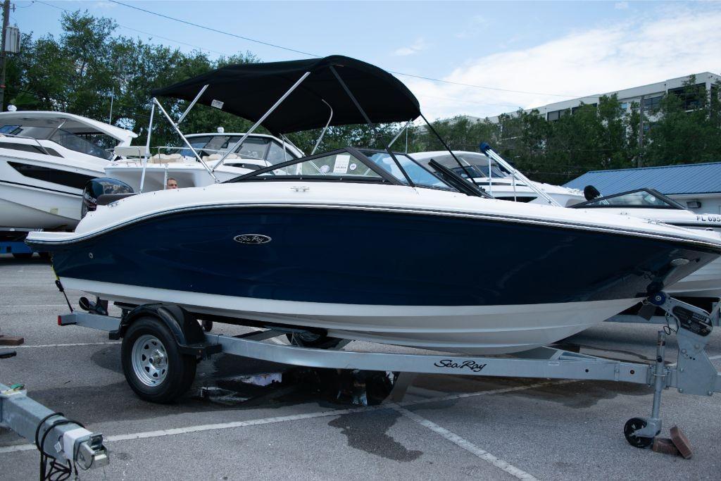 2020 Sea Ray                                                              SPX 190 OB Image Thumbnail #22