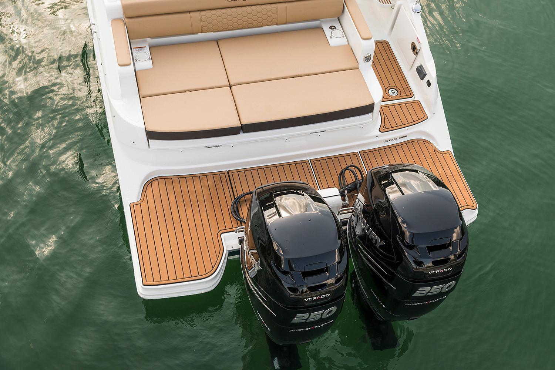 2020 Sea Ray SDX 290 Outboard Image Thumbnail #20