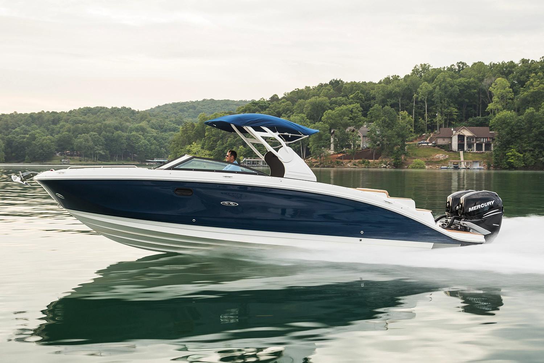 2020 Sea Ray SDX 290 Outboard Image Thumbnail #1