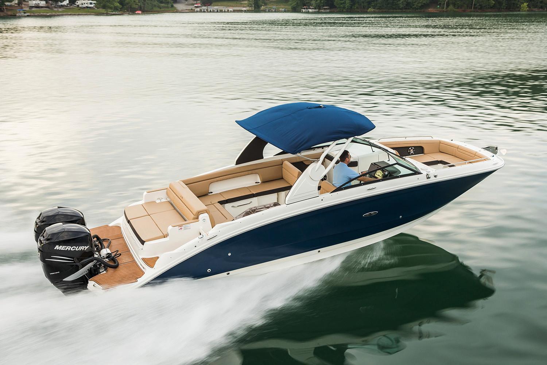 2020 Sea Ray SDX 290 Outboard Image Thumbnail #4