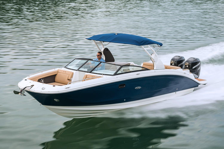 2020 Sea Ray                                                              SDX 290 Outboard Image Thumbnail #0