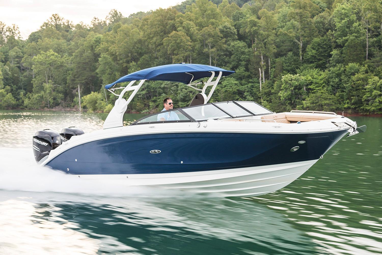 2020 Sea Ray                                                              SDX 290 Outboard Image Thumbnail #2