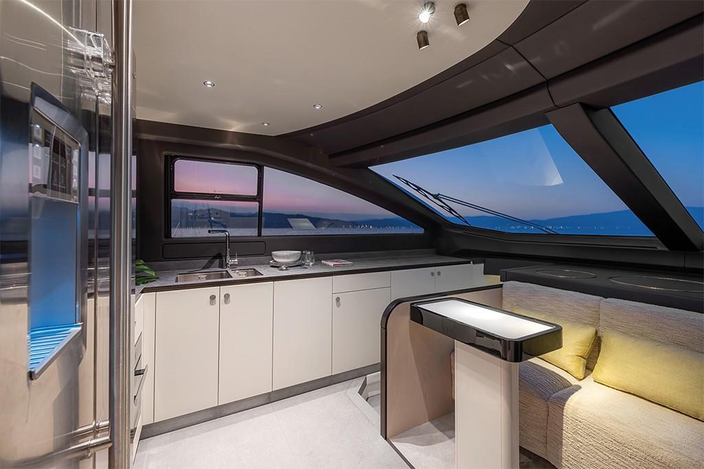 2021 Azimut                                                              78 Flybridge Image Thumbnail #6