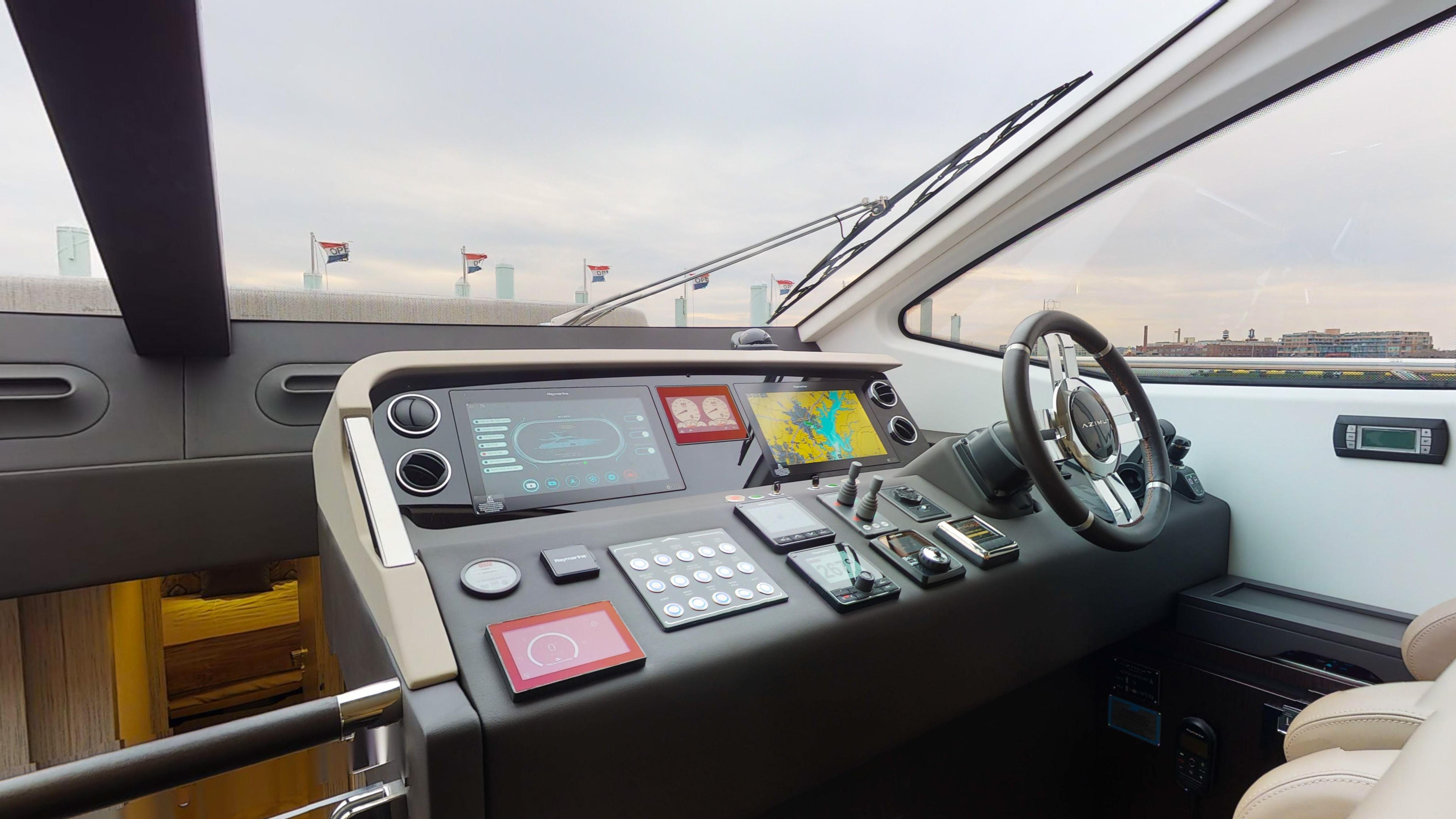 2020 Azimut 66 Flybridge Image Thumbnail #21