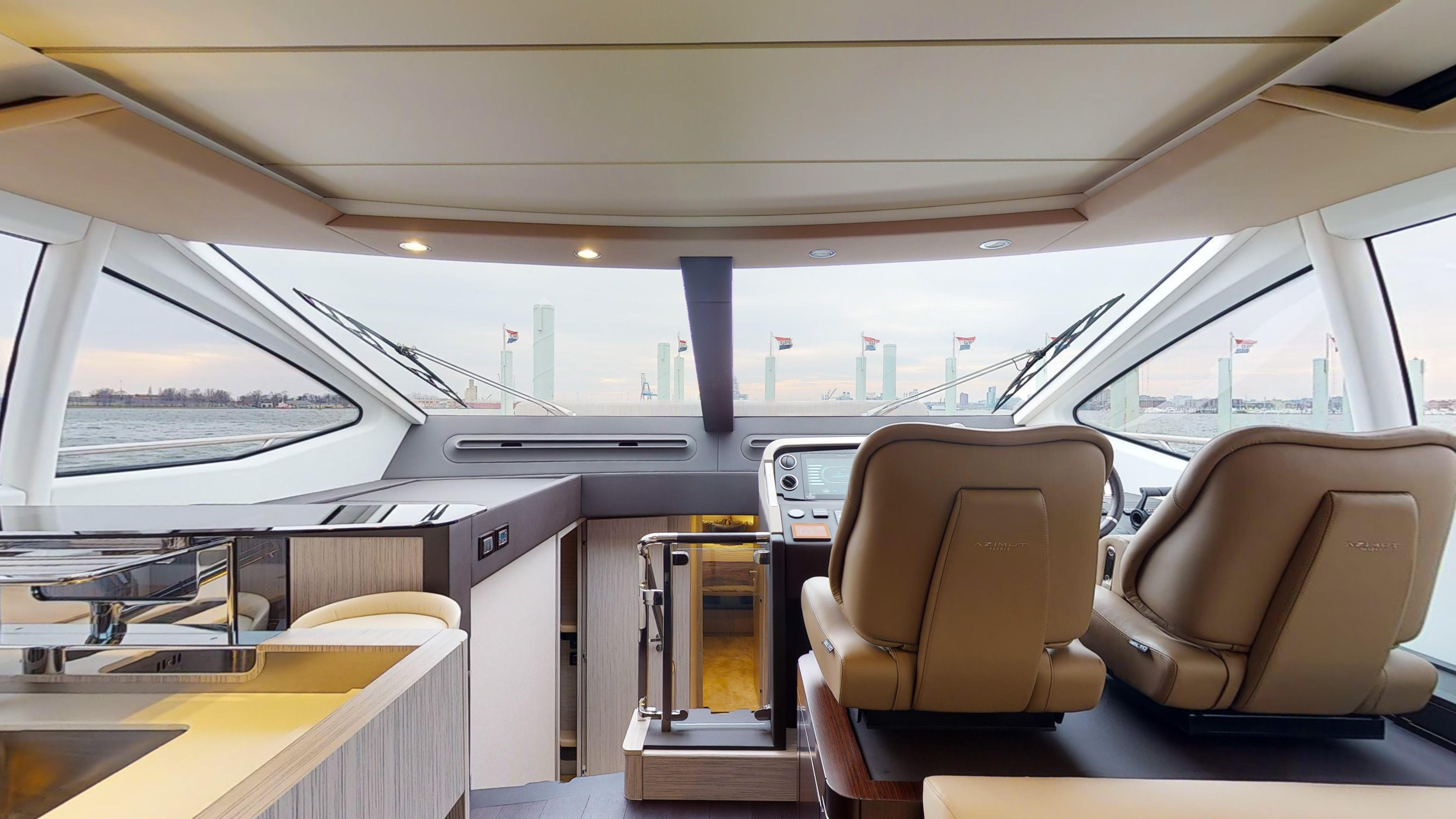 2020 Azimut 66 Flybridge Image Thumbnail #22