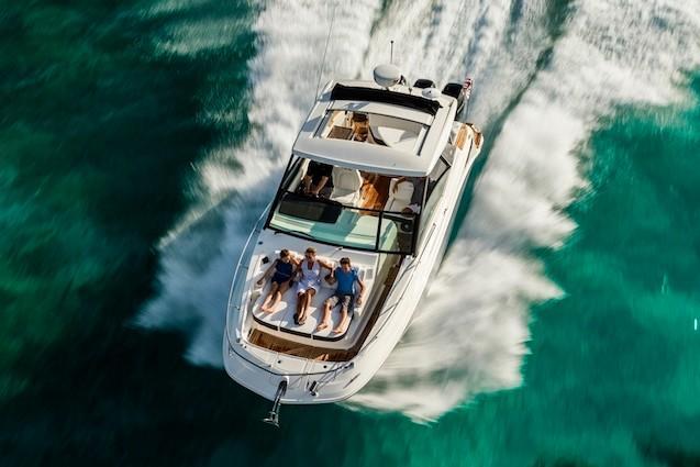 2021 Sea Ray                                                              Sundancer 320 OB Image Thumbnail #5