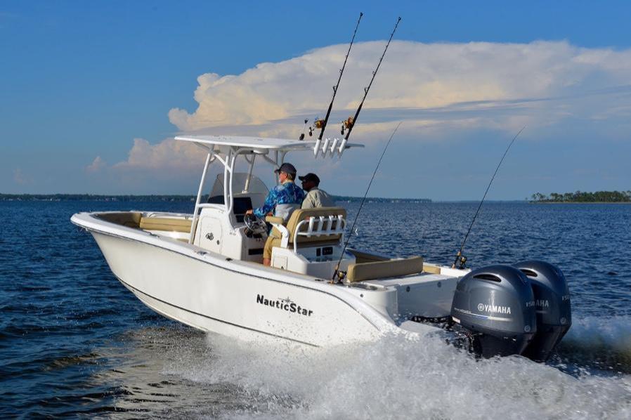 2020 NauticStar                                                              25 XS Offshore Image Thumbnail #1
