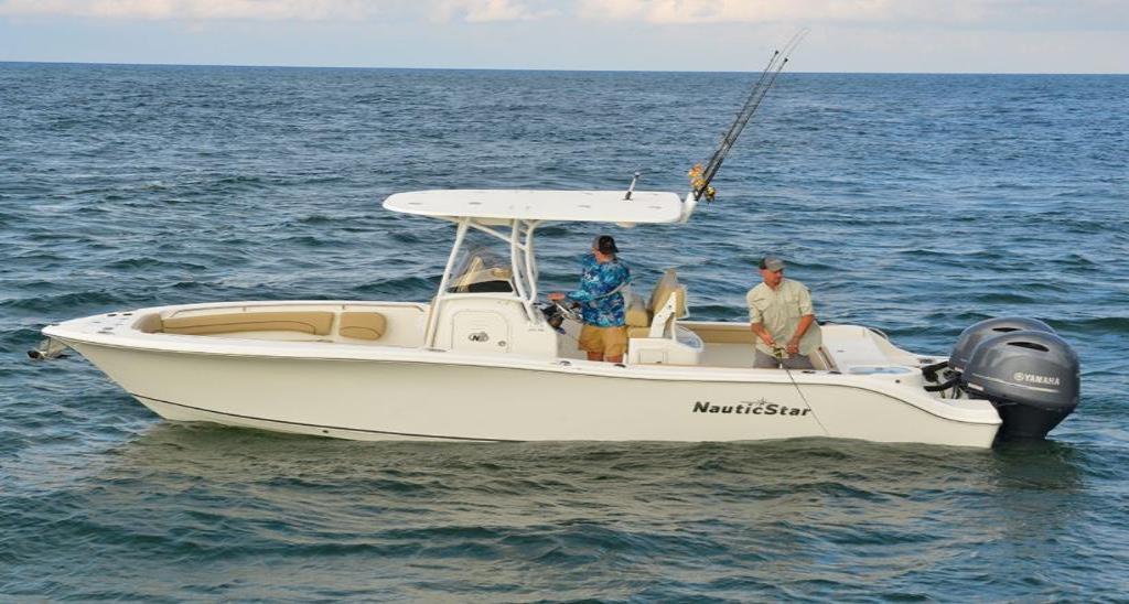 2020 NauticStar                                                              25 XS Offshore Image Thumbnail #4