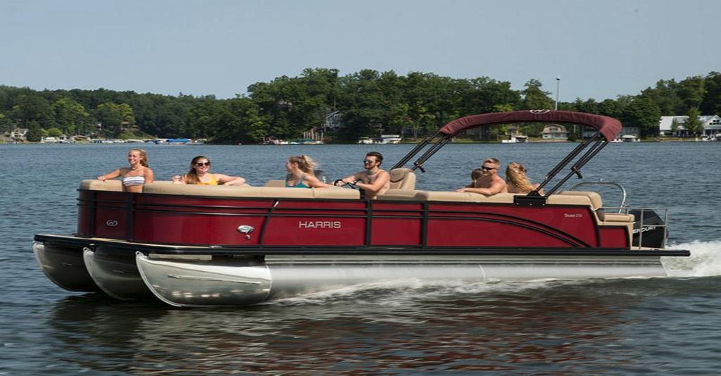 2020 Harris Pontoons Cruiser 230