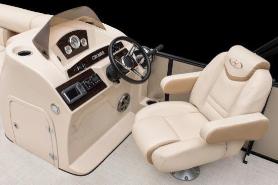 2020 Harris                                                              Cruiser 210 Image Thumbnail #5