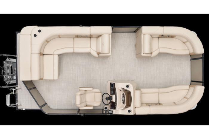 2020 Harris                                                              Cruiser 210 Image Thumbnail #13