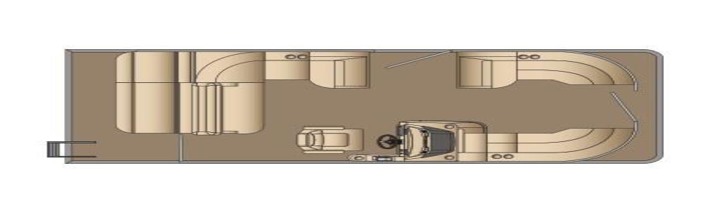 2020 Harris                                                              Cruiser 210 Image Thumbnail #17