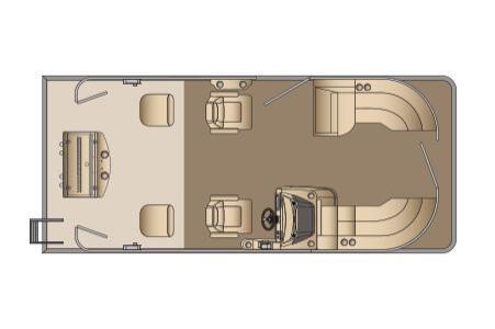2020 Harris                                                              Cruiser 210 Image Thumbnail #16