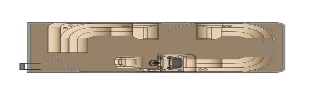 2020 Harris                                                              Cruiser 210 Image Thumbnail #14