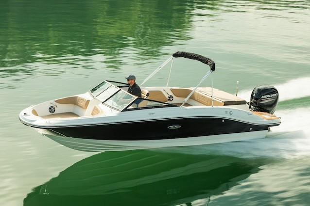 2021 Sea Ray                                                              SPX 210 OB Image Thumbnail #1