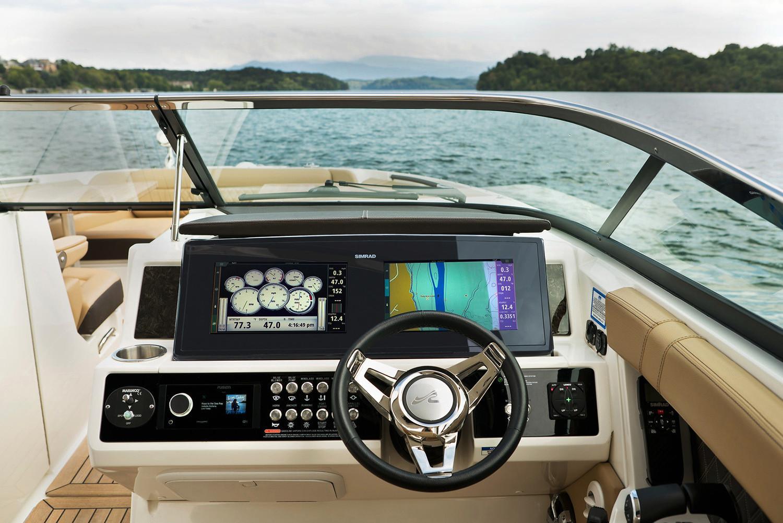 2020 Sea Ray                                                              SLX 350 Image Thumbnail #5