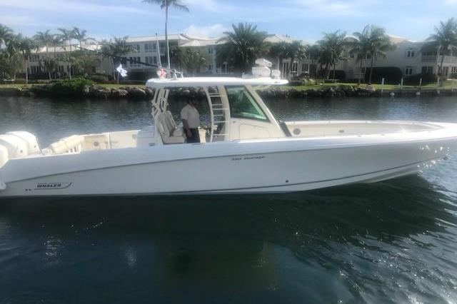 2017 Boston Whaler                                                              350 OR Image Thumbnail #12