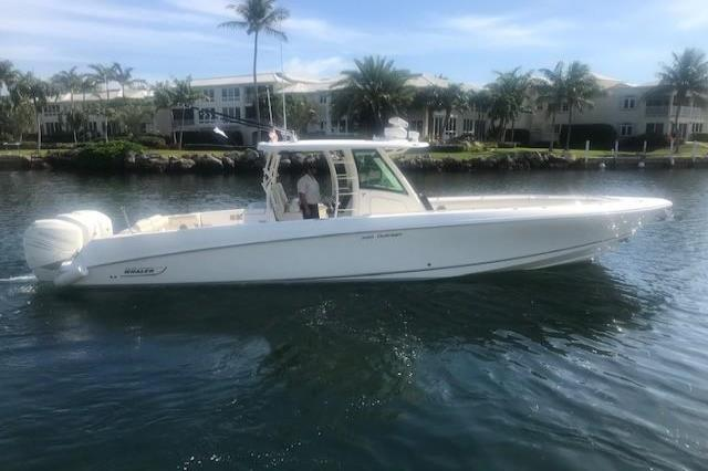 2017 Boston Whaler                                                              350 OR Image Thumbnail #1