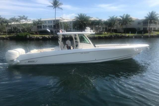 2017 Boston Whaler                                                              350 OR Image Thumbnail #30