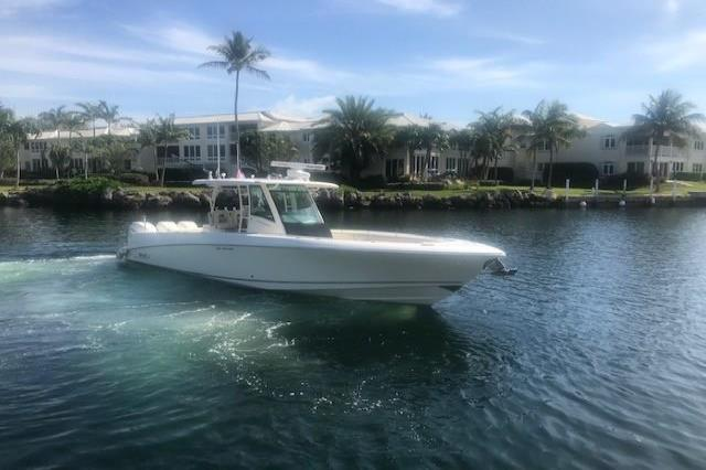 2017 Boston Whaler                                                              350 OR Image Thumbnail #31